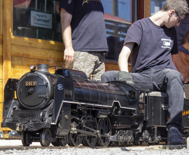 "Eisenbahnfreunde Bad Schö""nborn - 04"