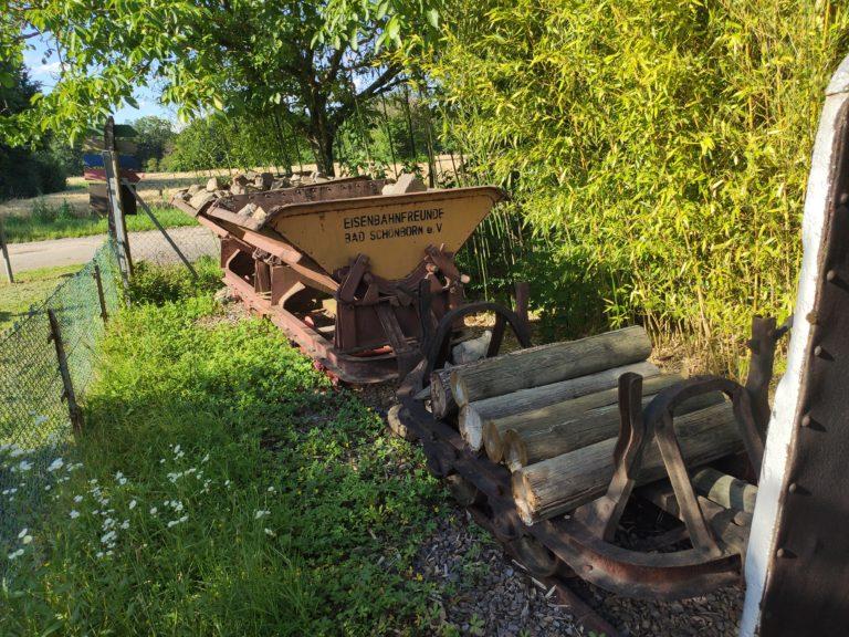 Feldbahnwagen